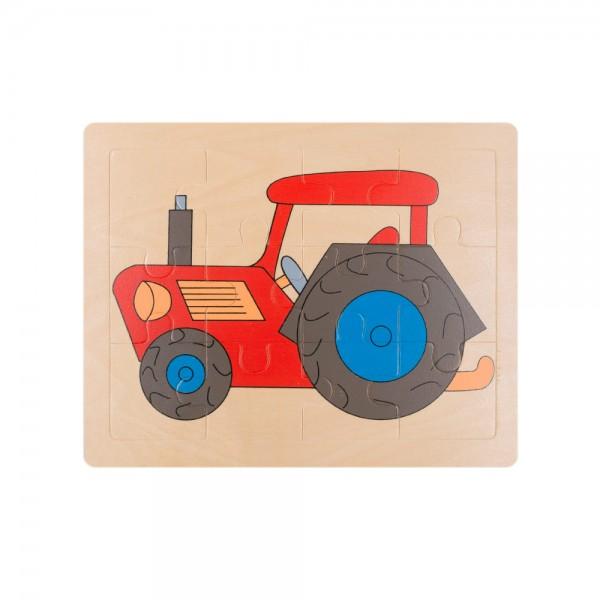 "Puzzle ""Traktor"""