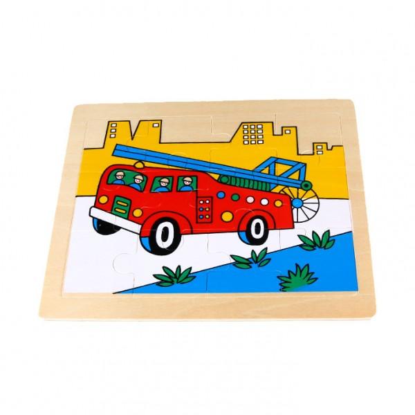 """Puzzle """"Feuerwehr"""""""