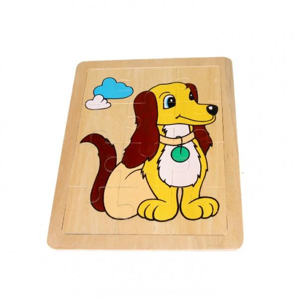 "Puzzle ""Hund"""