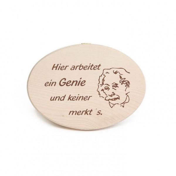 """Spruchbrett """"Genie"""""""
