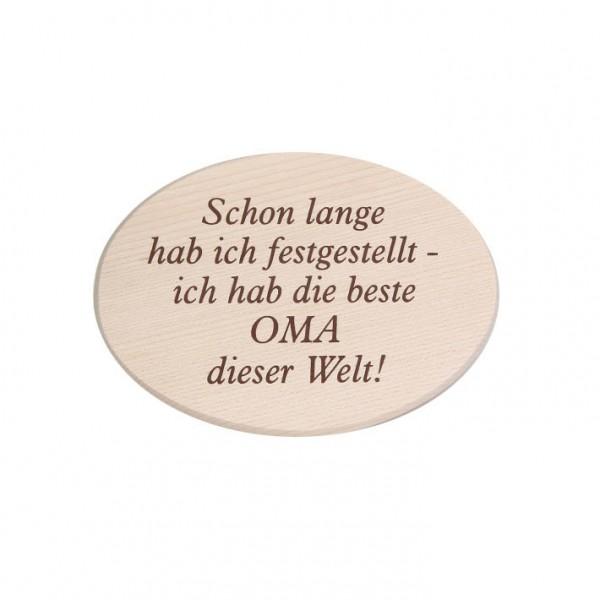 "Spruchbrett ""Beste Oma"""