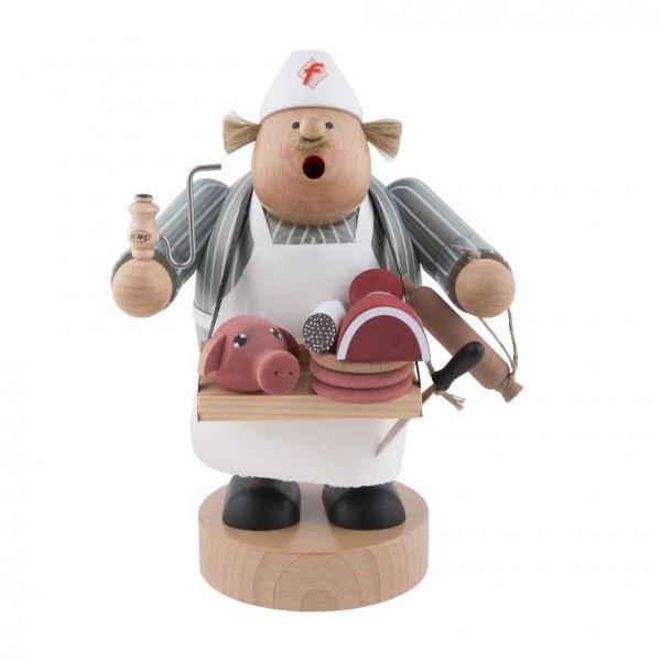 Räuchermann Fleischverkäufer 21599