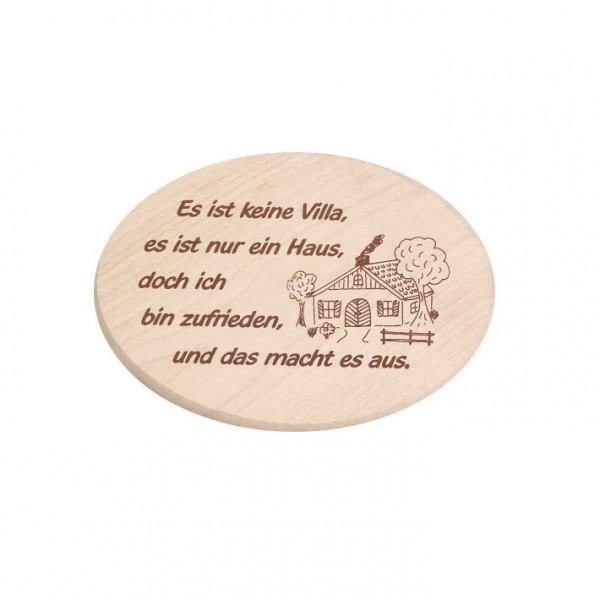 """Spruchbrett """"Villa"""""""