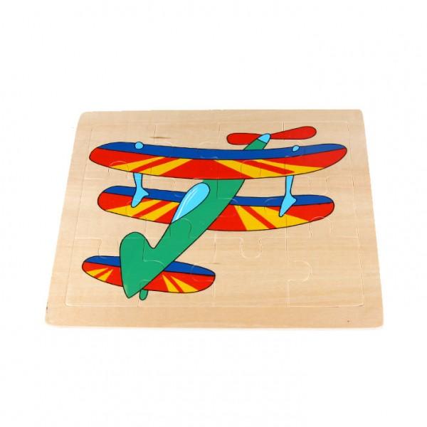 """Puzzle """"Flugzeug"""""""