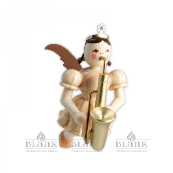Schwebeengel mit Saxophon