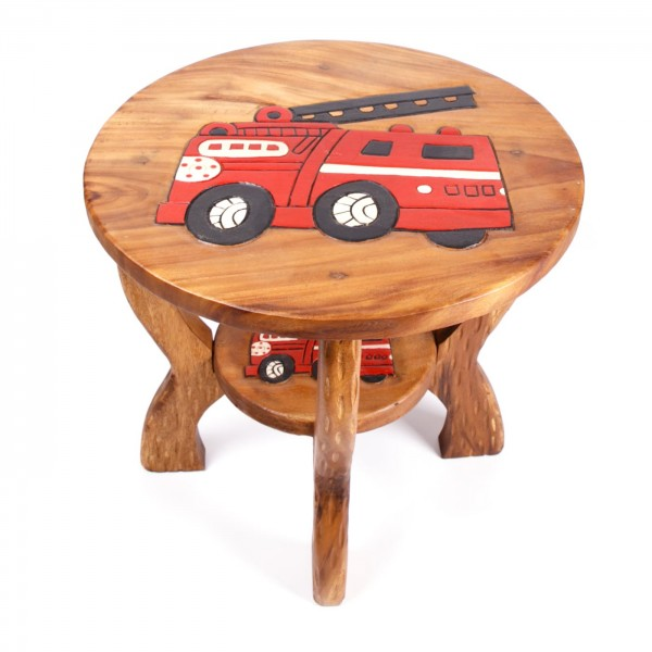 """Tisch """"Feuerwehrwagen"""""""