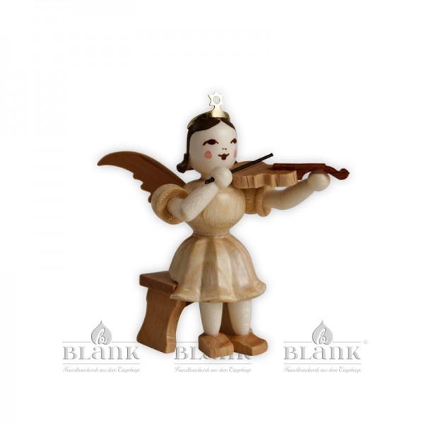 Kurzrockengel sitzend mit Violine EK 065