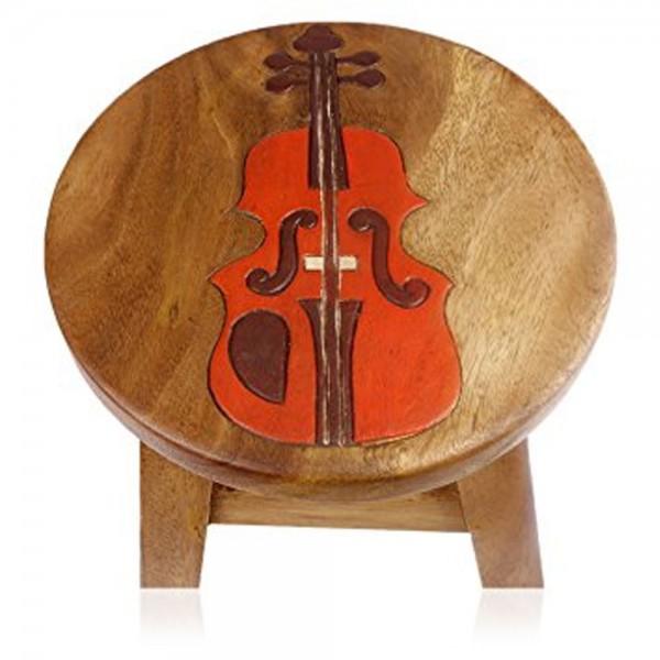 """Hocker """"Geige"""""""