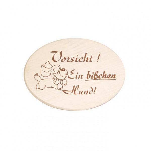 """Spruchbrett """"Bisschen Hund"""""""