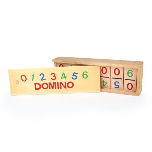 Zahlen Domino