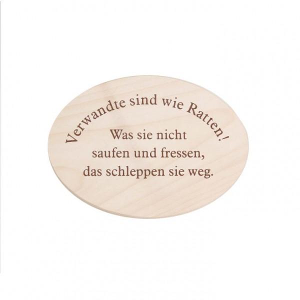 """Spruchbrett """"Verwandte"""""""