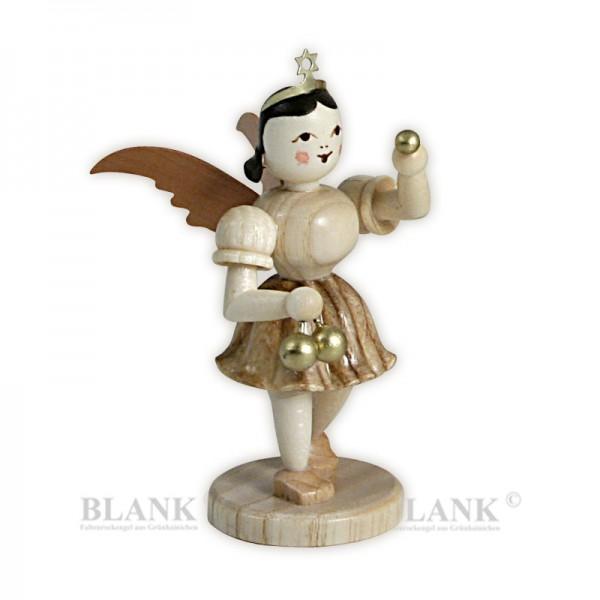 Engel mit Weihnachtskugeln EK 407
