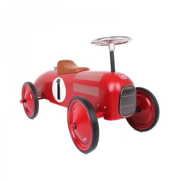 Rutschfahrzeug Formel 1 rot
