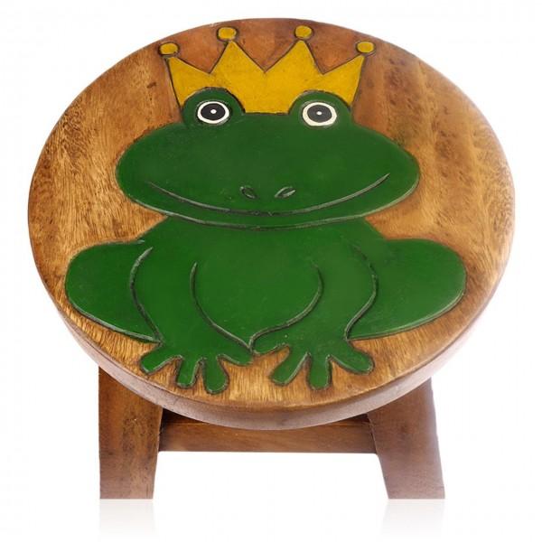 """Hocker """"Froschkönig"""""""