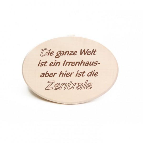"""Spruchbrett """"Zentrale"""""""