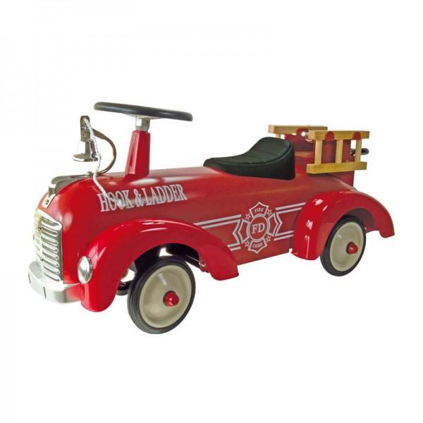 Rutschfahrzeug Feuerwehr