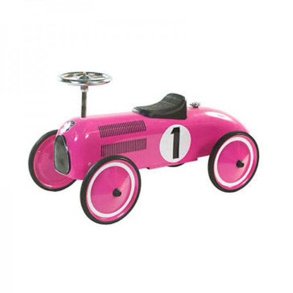 Rutschfahrzeug Formel 1 pink