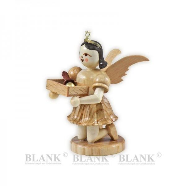 Engel kniend mit Weihnachtskugel EK 405